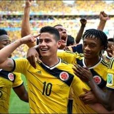 Колумбия объявила окончательную заявку на Кубок Америки-2019