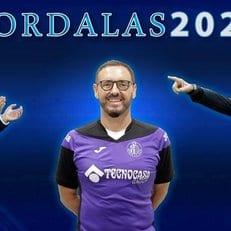 "Хосе Бордалас продлил контракт с ""Хетафе"" до 2022 года"