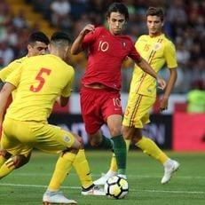 Жоау Феликс дебютировал за сборную Португалии