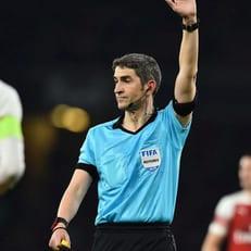 Финал Лиги наций Португалия - Нидерланды обслужит Ундиано Мальенко