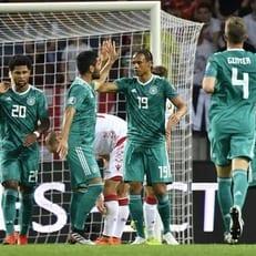 Германия без проблем обыграла Беларусь