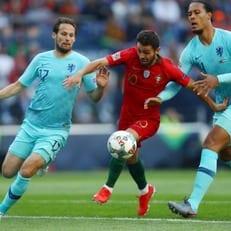 Португалия выиграла Лигу наций, обыграв в финале Нидерланды