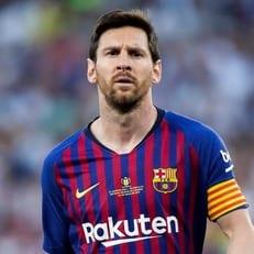 Лионель Месси - самый высокооплачиваемый футболист по версии Forbes