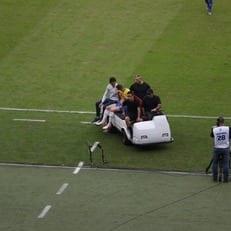 Артур получил травму в матче против Гондураса
