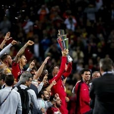 Сборная Португалии заработала 10.5 млн евро за победу в Лиге наций УЕФА