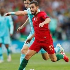 Бернарду Силва — лучший игрок первого розыгрыша Лиги наций