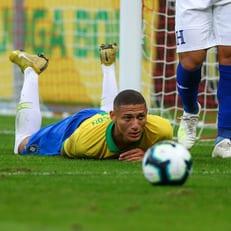 Бразилия разгромила Гондурас в товарищеском матче