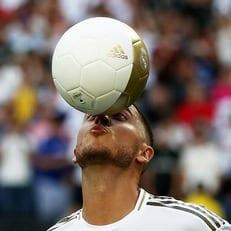 """""""Реал Мадрид"""" представил Эдена Азара"""