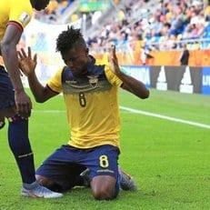Сборная Эквадора заняла третье место на чемпионате мира U-20