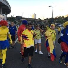 Кубок Америки: стартовые составы на матч Аргентина - Колумбия