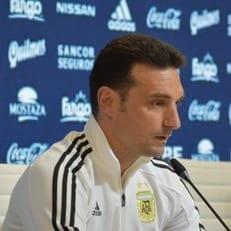 Тренер сборной Аргентины назвал стартовый состав на матч против Колумбии