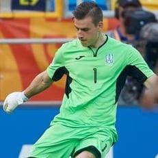 Андрей Лунин - лучший вратарь чемпионата мира U-20