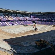 Клуб Роналдо инвестирует два миллиона в расширение домашнего стадиона