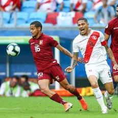 Венесуэла и Перу победителя не выявили