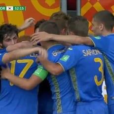 Украина выиграла молодежный чемпионат мира U-20