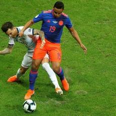 Луис Муриэль больше не сыграет на Кубке Америки из-за травмы