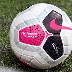 Nike представила новый мяч английской Премьер-лиги на сезон 2019/20