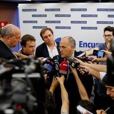 Хавьер Тебас назвал условие, при котором Неймар может вернуться в Ла Лигу