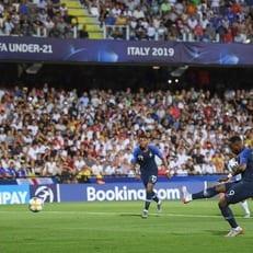 Франция U-21 вырвала победу у Англии U-21