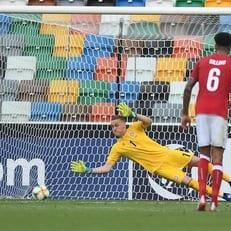 Дания без проблем обыграла Австрию на Евро U-21