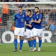 Бельгия U-21 уступила Италии U-21