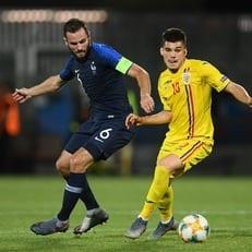 Франция U-21 и Румыния U-21 голов не забивали