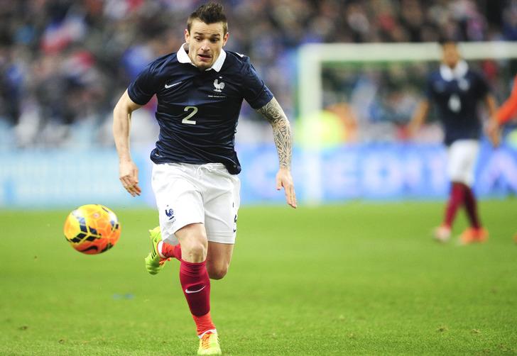 Матье Дебюши в составе сборной Франции, Mathieu Debuchy Images