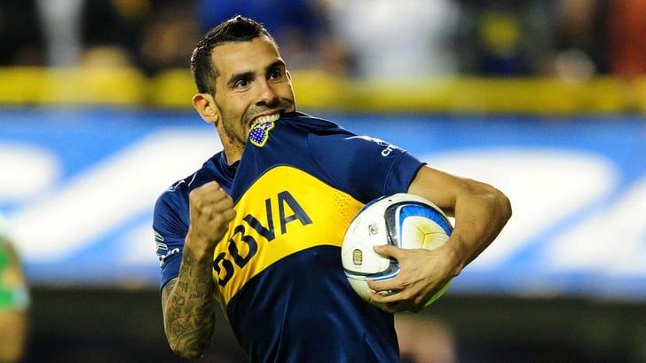 Карлос Тевес, 101greatgoals.com