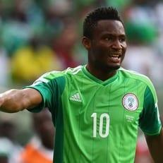 Микела могут вызвать в сборную Нигерии