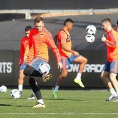 Черышеву официально разрешили играть в Кубке Испании