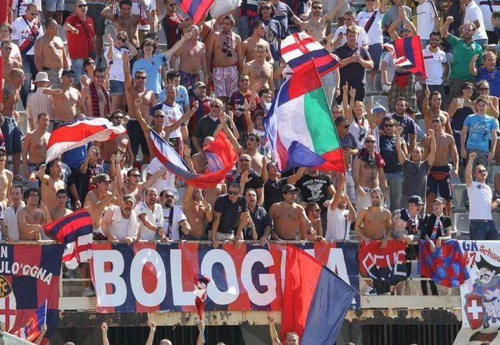 "Фанаты ""Болоньи"", Bolognatoday"