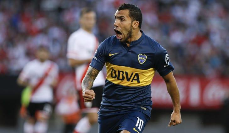 Карлос Тевес, thesportbible.com
