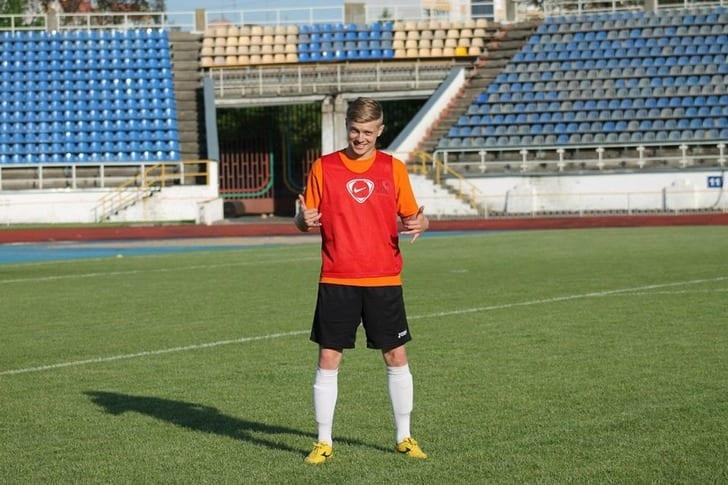 Lugansk-football