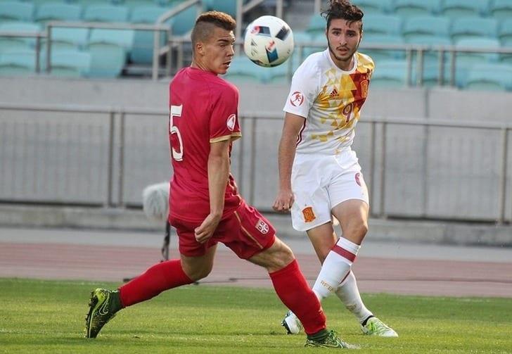 Абель Руис (Испания) против Марко Илича (Сербия), AFFA