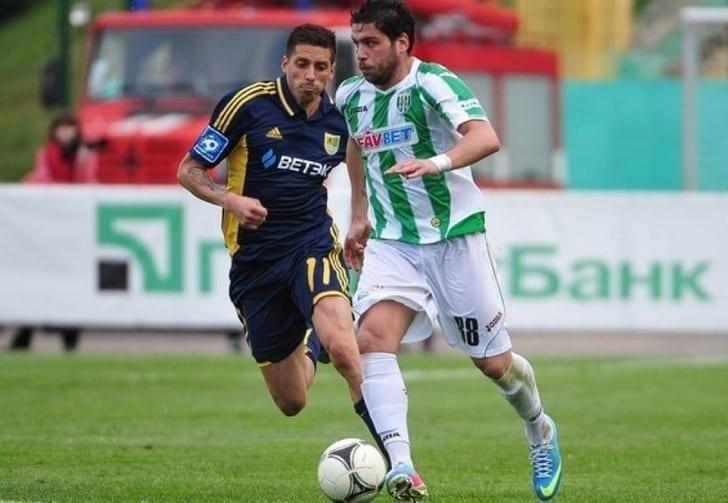 Муртаз Даушвили (справа), worldsport.ge