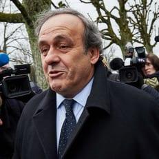 В ФИФА приняли решение CAS по Платини