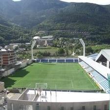 Национальный стадион Андорры