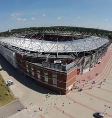 Муниципальний стадион Видзева