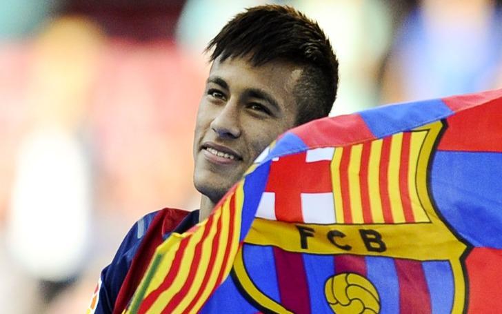 "Неймар в ""Барселоне"", Getty Images"