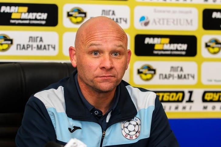 Голландский тренер может покинуть украинский клуб