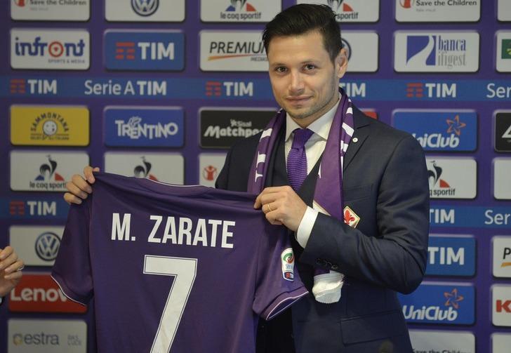 Мауро Сарате, Gazzetta World