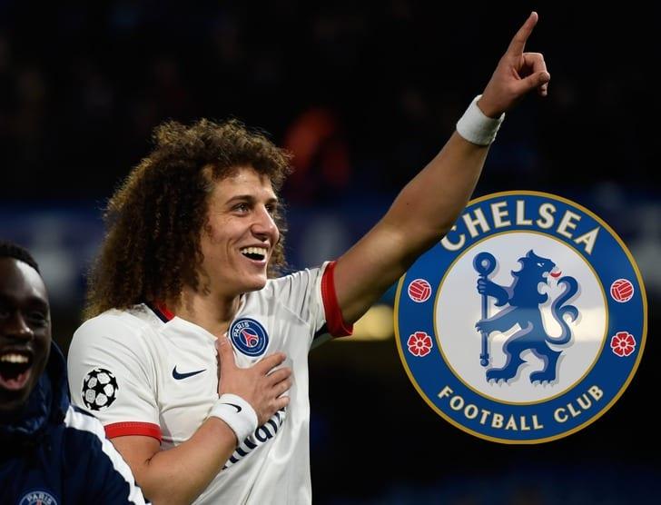«Челси» желает вернуть Давида Луиса за32 млн фунтов