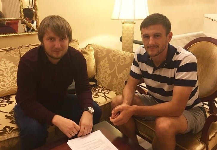 Андрей Тотовицкий: «Был топ-клуб изБельгии, иеще один вариант»