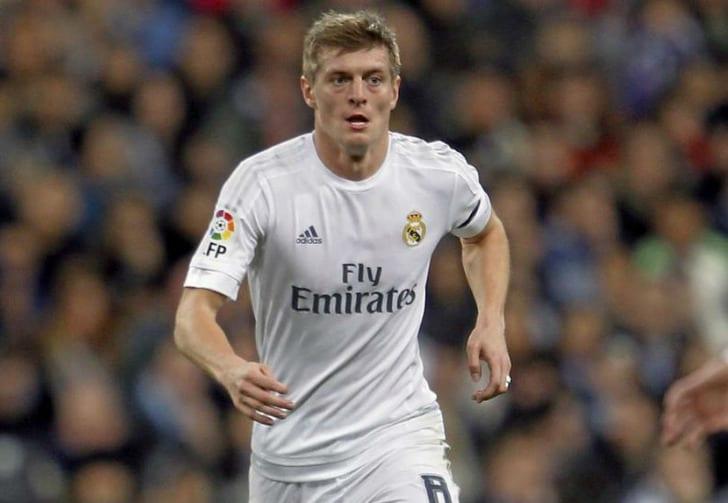 Новый договор для полузащитника Реала