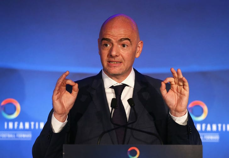 ФИФА желает провести ЧМ-2026 в 3-х государствах срасширением числа участников