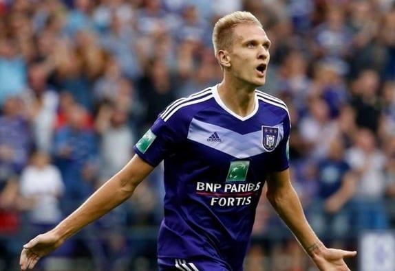 Теодорчик забил седьмой гол в 8-ми матчах заАндерлехт