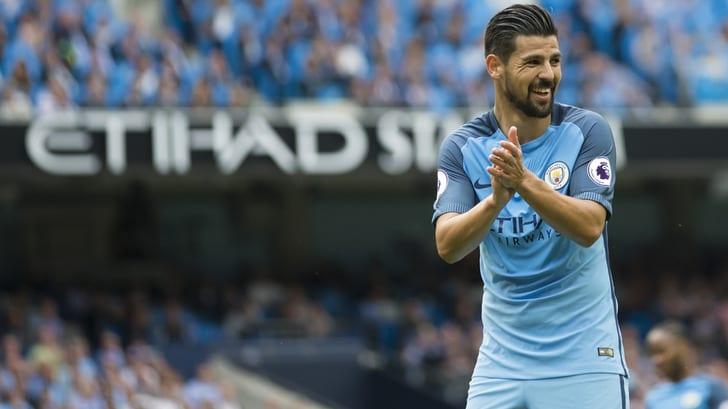 «Манчестер Сити» и«Арсенал» одержали разгромные победы вчемпионате Британии пофутболу