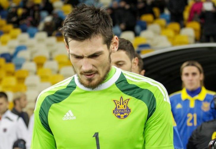 Шевченко рассчитывает наКравца иеще шестерых легионеров