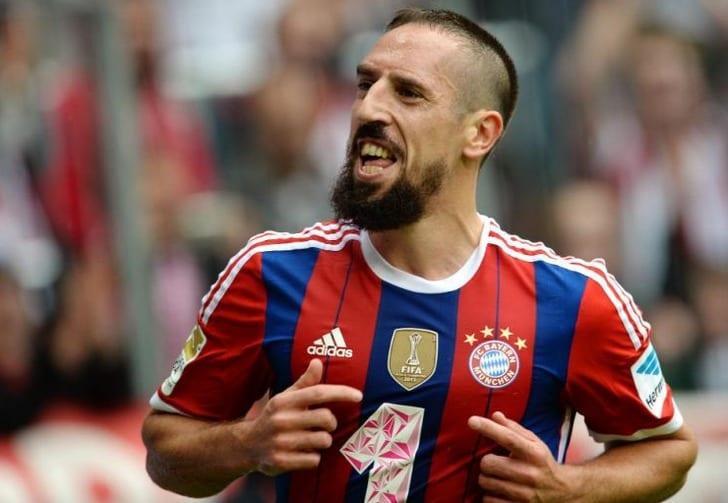 «Бавария» вырвала победу вгостях у«Гамбурга»