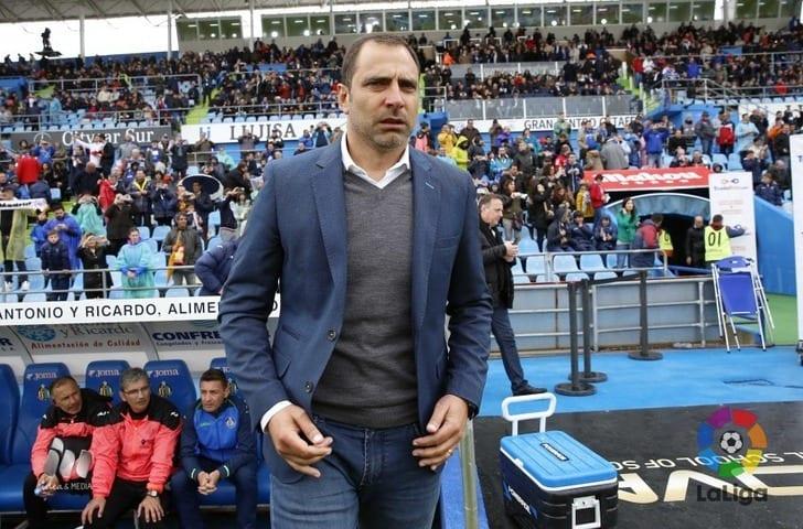 Эснайдер уволен споста основного тренера Хетафе